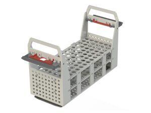 Test tube rack for 90 tubes 75 x 12/13 mm dia. 9970301 from JULABO USA