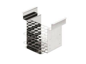 Test tube rack for 30 tubes 100 x 17 mm dia. - 9970320 from JULABO USA