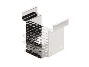 Test tube rack for 42 tubes 40 x 10/11 mm dia. - 9970322 from JULABO USA