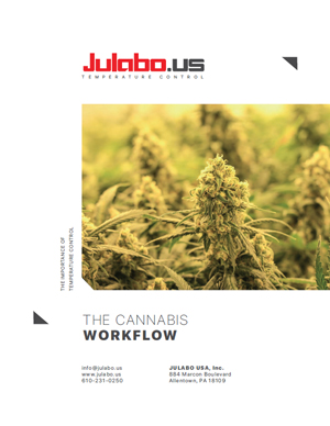 JULABO Cannabis Whitepaper cover