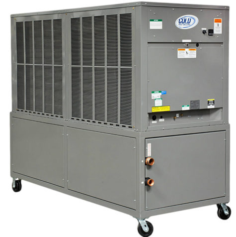 Industrial Chiller ACWC-240-E from JULABO USA