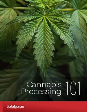 cover of cannabis processing 101 whitepaper